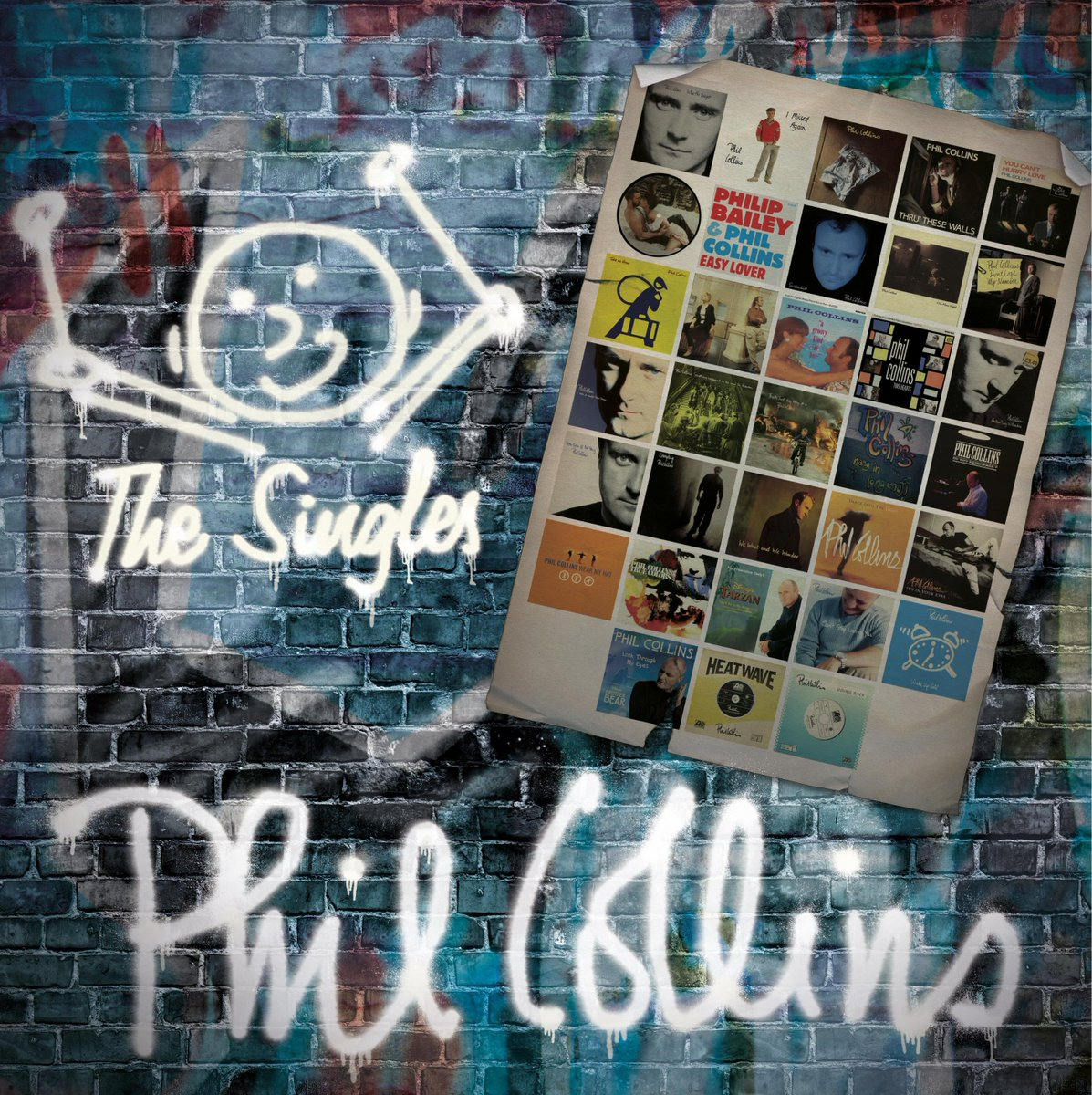 'The Singles': Coming this October 14, all of the highlights from Phil's career on 2CD, 3CD, 4LP + iTunes/Streaming! https://t.co/52WoKekWqL