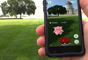 Gov gotta catch em all! Read how Pokémon Go can have an impact on work in the gov arena.: https://t.co/10TMj8SJsM https://t.co/ix6Zd9vbS9