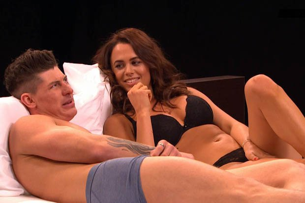 New dating show undressed