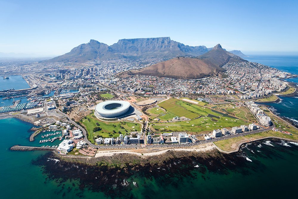 Why did @TravelLeisure name Cape Town as one of the world's best cities? 👀 for yourself »