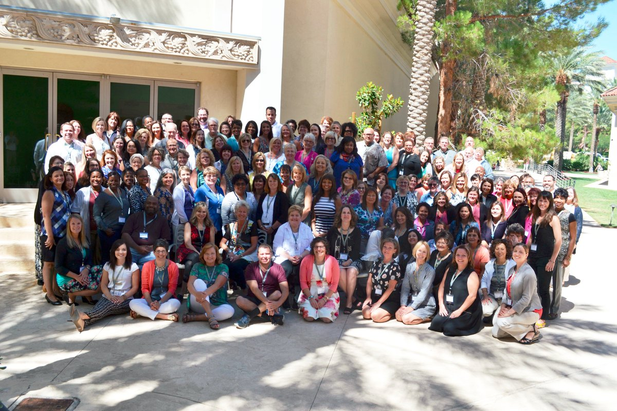 Amazing leaders from across the country here at #NBacademy! #NBCTstrong https://t.co/JBeZ9cke9D