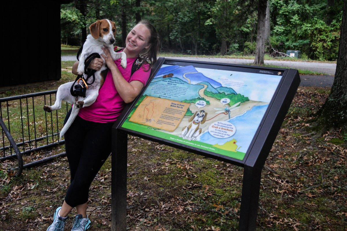 RT @DiscoverPWM: A9: Loved going hiking with the dog Gotta love all of the pet friendly hiking cheapoairchat https…