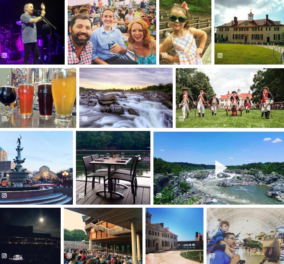 RT @VisitFairfax: A9: Here's a fun gallery of things 2 do in FXVA, taken by visitors/locals: CheapOAirChat https:…