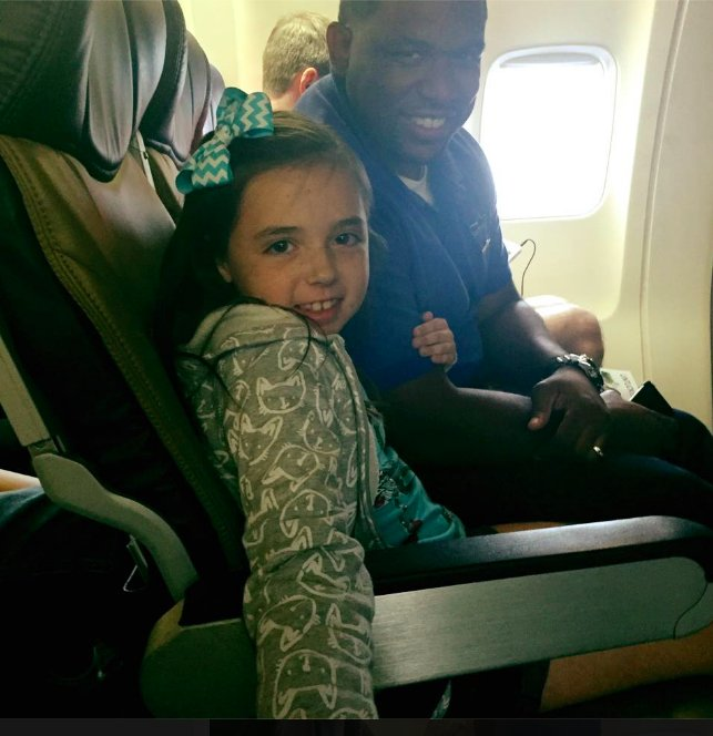 Thanks to @SouthwestAir and their amazing crew, 9-year-old Gabby is no longer afraid to fly.