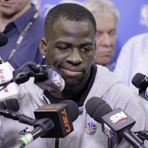 Draymond Green on arrest: 'It's something that I'll learn from'