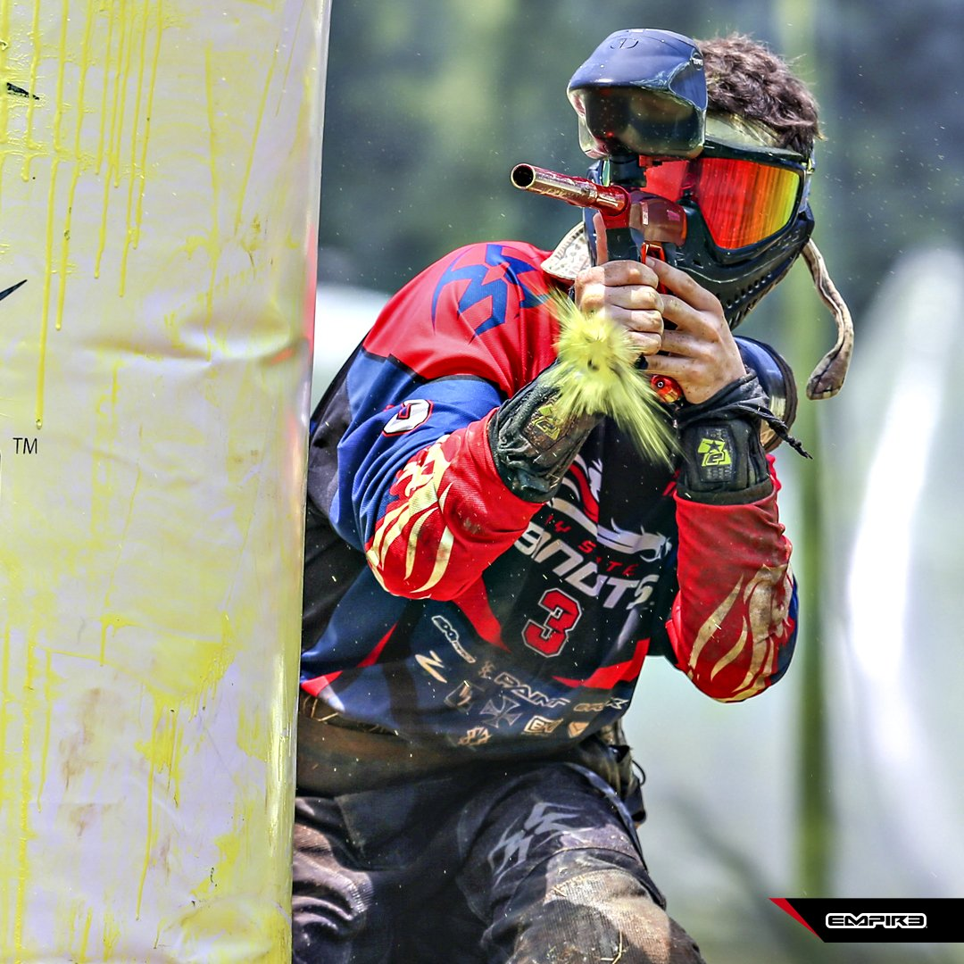 Describe what being hit with a paintball feels like! #Empirepaintball #Paintball https://t.co/YVOsj6xGrB