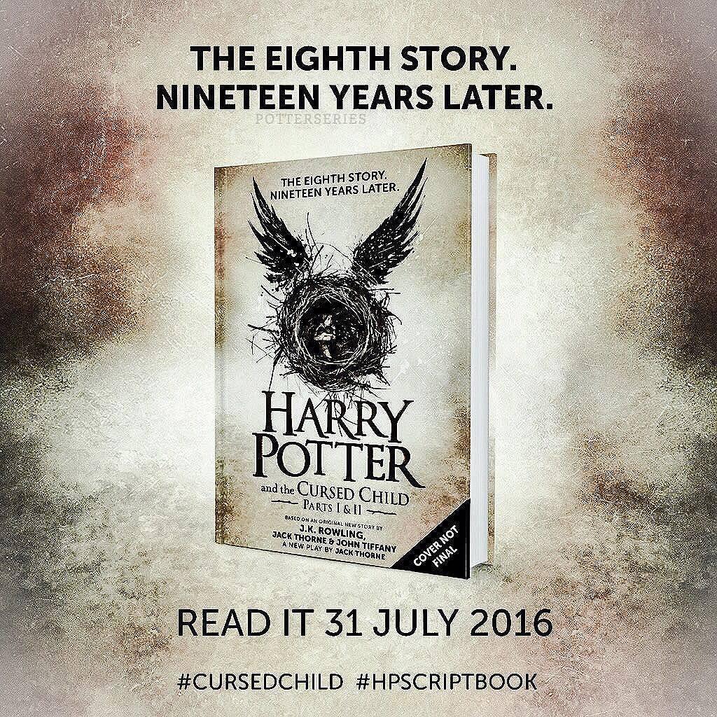 Harry Potter The 8th Story. #CursedChild #HarryPotterAndTheCursedChild https://t.co/RciJh7Vn00