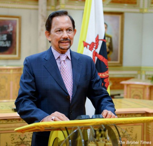 Today is the Sultan of #Brunei Darussalam's 70th Birthday! https://t.co/HPO2Si1KPF