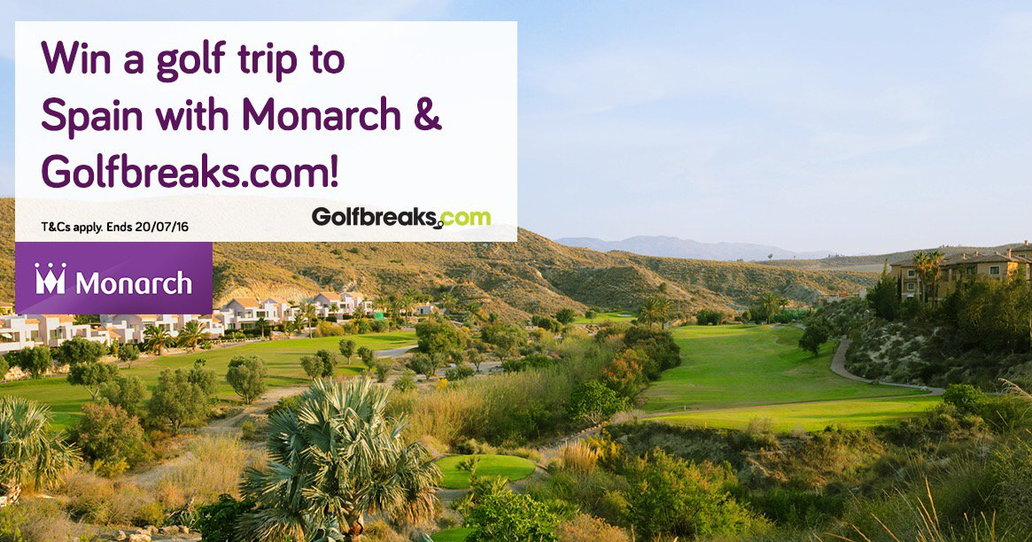 RT @golfbreaks: We're running a competition throughout TheOpen week with @Monarch! Follow us both & enter: https:/…
