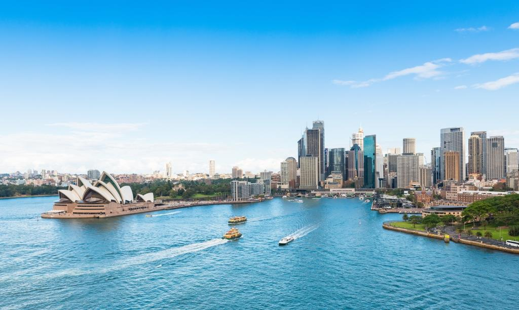 Craving some sun? Find out how to win a trip to Sydney, courtesy of @Qantas: