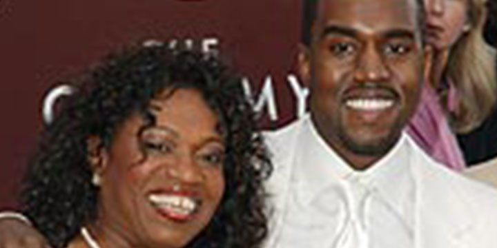 Kanye West shares sweet message on late mother's birthday
