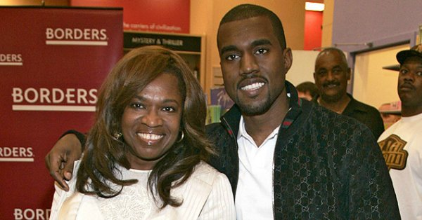 Kanye West pens an emotional birthday message to his late mother Donda: