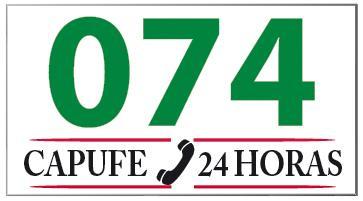 Si necesita asistencia médica prehospitalaria, auxilio vial o información de las carreteras de CAPUFE llame al 074 https://t.co/1pJU0A0Lsj
