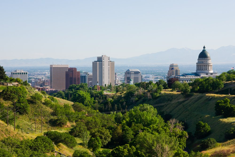 With 5 nonstops a day to Salt Lake City on @Delta, you can hike, bike & bird watch ASAP.