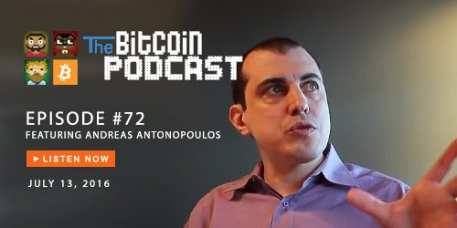 The #Bitcoin Podcast #72 with technologist & crypto expert Andreas Antonopoulos @aantonop! https://t.co/B6XuwNWCQB https://t.co/gmO14rqXv0