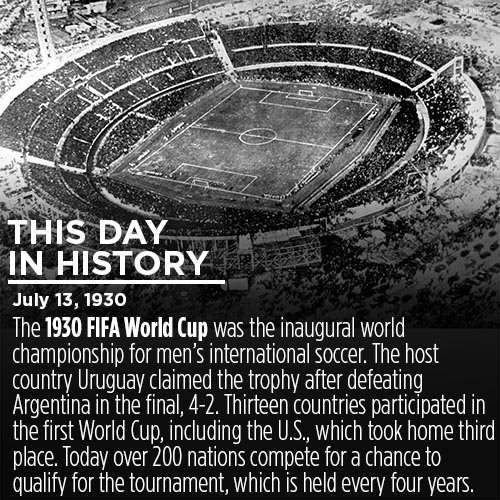 the first fifa world cup The fifa world cup, often simply called the world cup, is an international association football competition contested by the senior men's national teams of the members of the fédération internationale de football association (), the sport's global governing body.