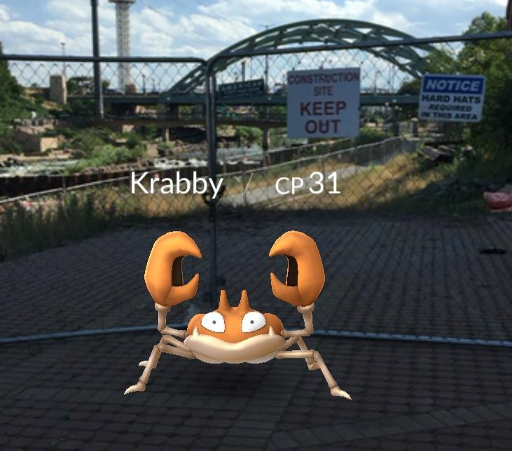 Don't let your #PokemonGo pursuit lure u to danger. Stay away from electric lines, poles, power plants & substations https://t.co/OK86XByv7J