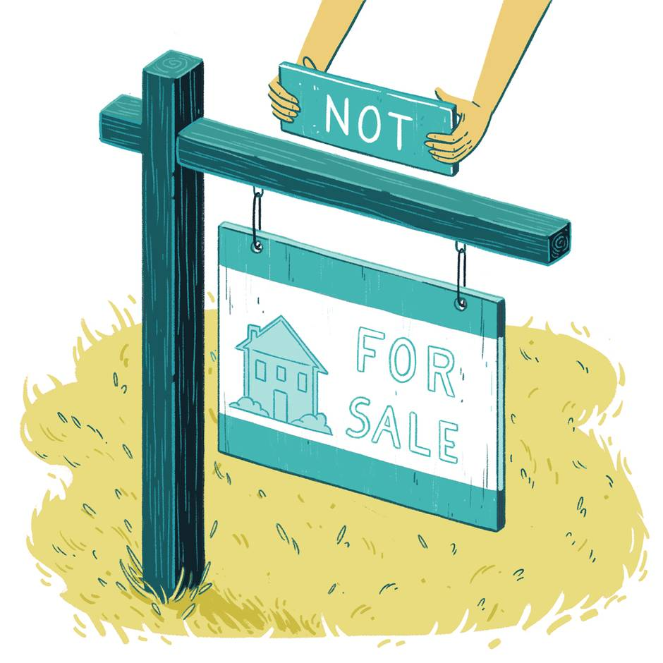 Grabby real estate agents: Your idea of a teardown is my idea of a home