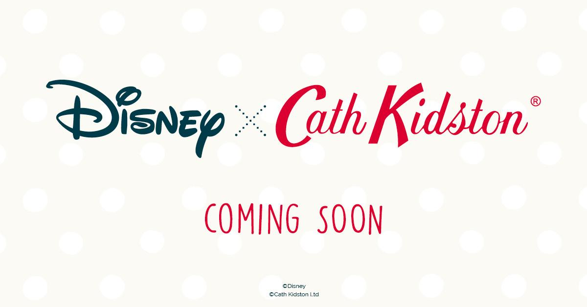 Introducing #DisneyXCathKidston - be the first to find out more-join our email club  https://t.co/sh74UY2Avh https://t.co/4u15xYlNl5