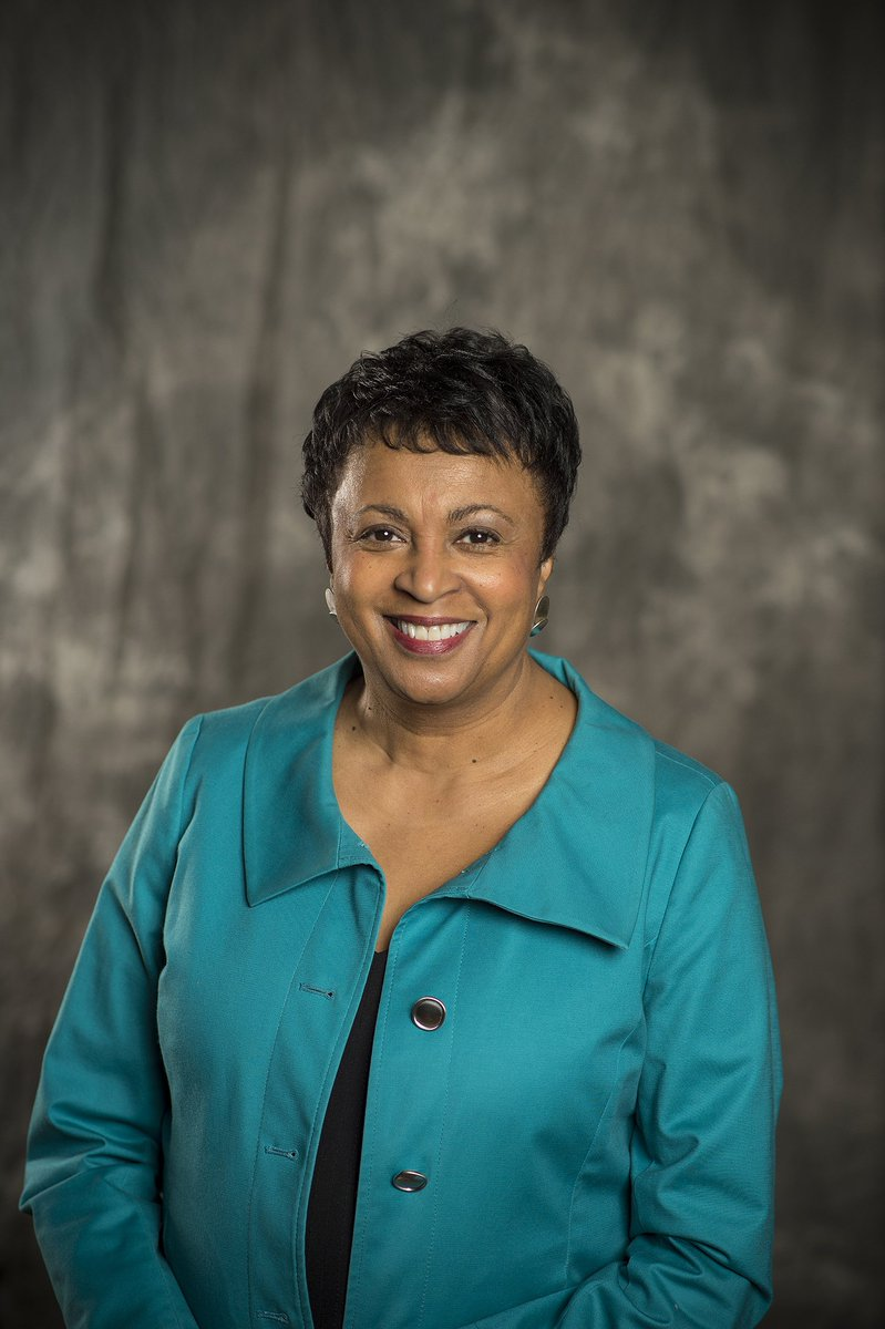 The U.S. Senate has approved the nomination of Dr. Carla Hayden to be the 14th Librarian of Congress. https://t.co/8VUnWECTO7