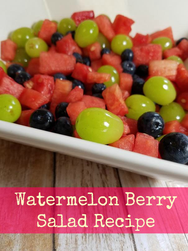 Watermelon Berry Salad Recipe and How to Buy Fresh Fruit on a Budget w/ @getflipp #ad https://t.co/113Fsm1JN8 https://t.co/VX1aKiG3xl