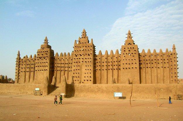 Mali site added to List of #WorldHeritage in Danger – @UNESCO https://t.co/G55Zs70U5p #Djenne https://t.co/6zKvh77LX4