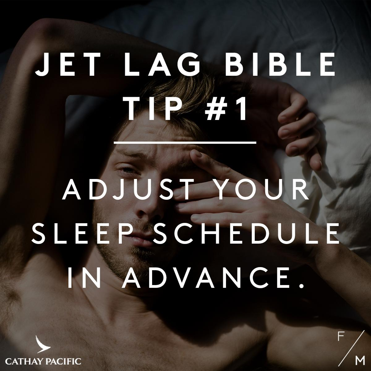 How do you fight jetlag and live a lifewelltravelled?