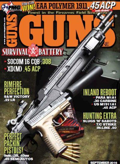 SOCOM CQB .308 & Gemtech-Supressed XD(M) .45 in GUNSMagazine https://t.co/8DIT983gWk https://t.co/ucE3RVc5Rr