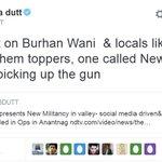 Terrorist: My gun fell on the ground, didnt fly up. Why? Barkha: why? Terrorist: Gravity. Barkha: Wow! Newton! https://t.co/7TCB2BIy8t