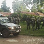 'Al-Shabaab' attack Kapenguria police station, officers dead