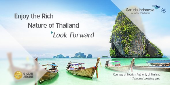 Explore the rich nature of exotic destinations in Thailand with us and our partners.
