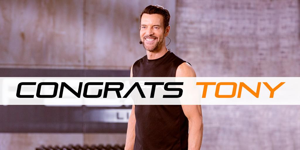 Congrats @Tony_Horton on receiving the Jack LaLanne Award, one of the most prestigious honors in health & fitness! https://t.co/4ImHczNx3l