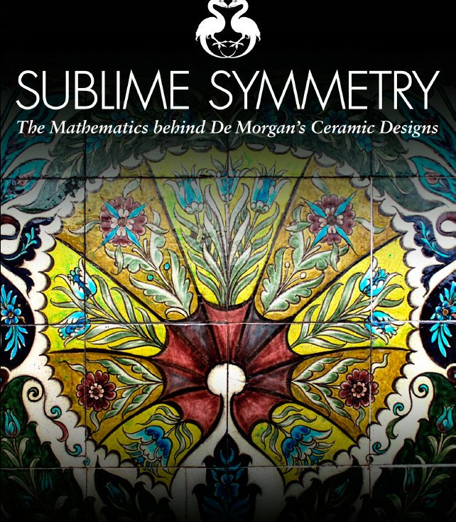 Delighted to announce #SublimeSymmetry William De Morgan exhibition opening this December! https://t.co/chlj96Q55f https://t.co/OFLg7pgp1O