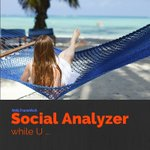 https://t.co/xrvGMd6VPn  Social Analyzer Boost your #startup #bigdata #marketing  #seo  #java 2016-08-27 23:44