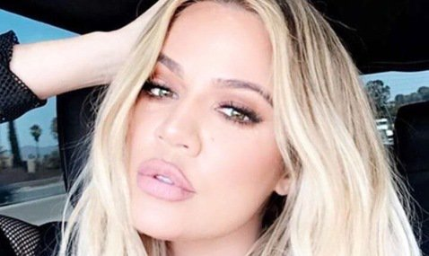 New hair alert! Khloe Kardashian has really gone for the chop!