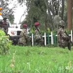 5 policemen feared dead in an early morning attack at Kapenguria Police station