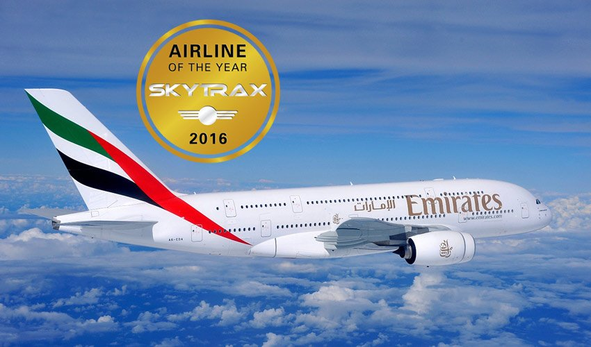 Congratulations to all winners in the 2016 Skytrax awards! See all the winners here: