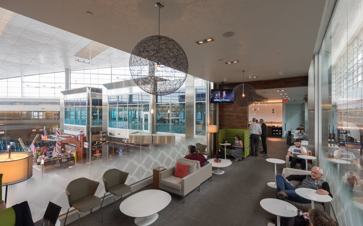 """""""DFW leads the pack when it comes to facilities for transiting international passengers."""""""
