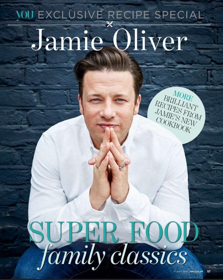 Look out for part 2 preview of my new book Super Food Family Classics in Mail on Sunday's @YOUMagSocial TODAY https://t.co/MSLx6iYagM