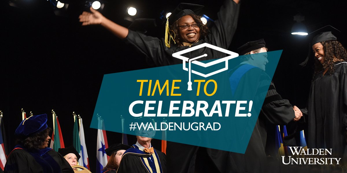 Congrats, Class of 2016! Share a graduation moment or a favorite memory using #WaldenUGrad. https://t.co/4gDadg9aeN
