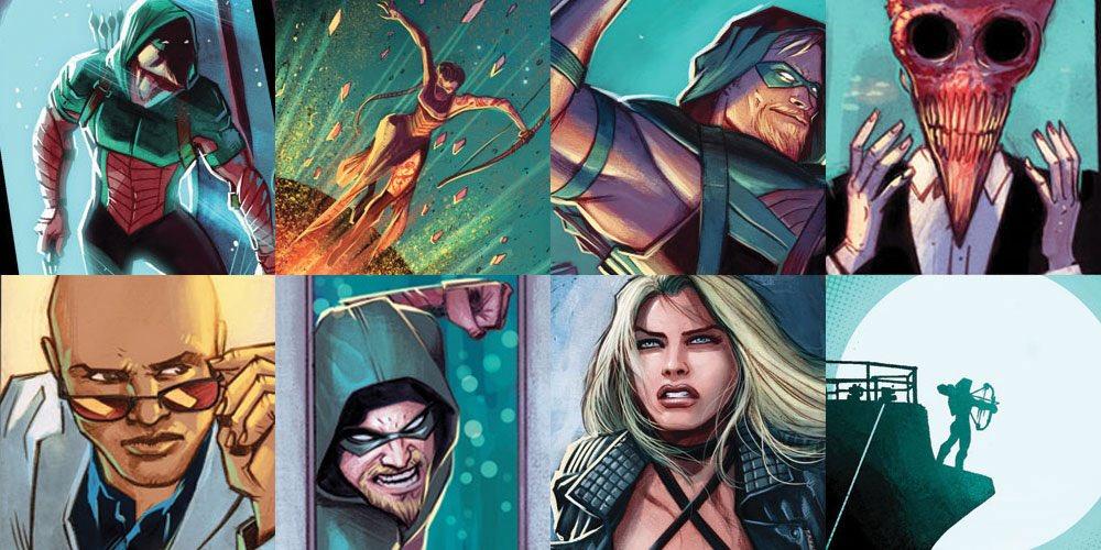 Teaser for Green Arrow #3. Art by @juaneferreyra #DCRebirth https://t.co/xrDOzOBGEd