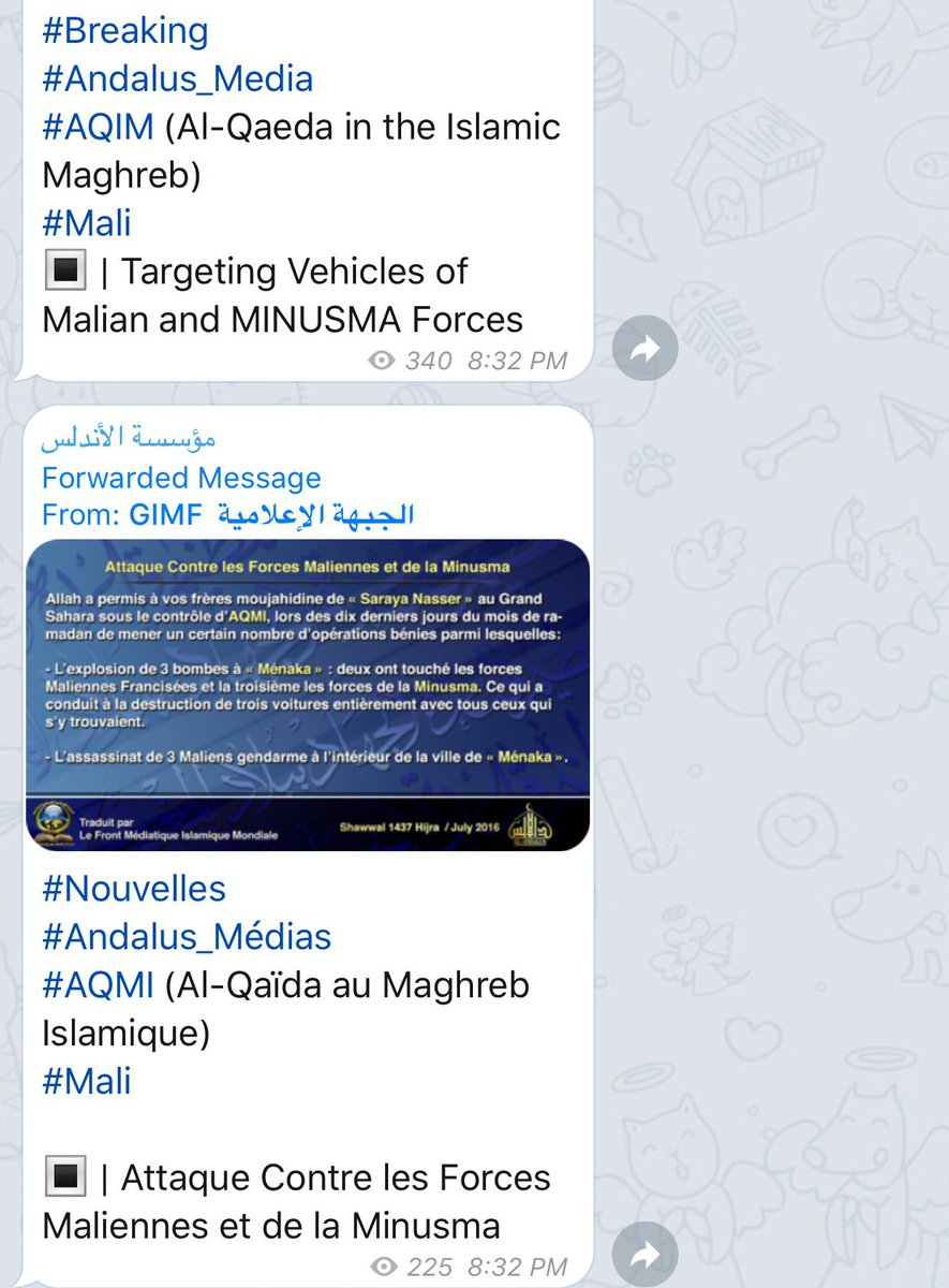 official telegram The latest tweets from telegram desktop (@telegramdesktop) the official telegram desktop twitter, firsthand information from the developer.
