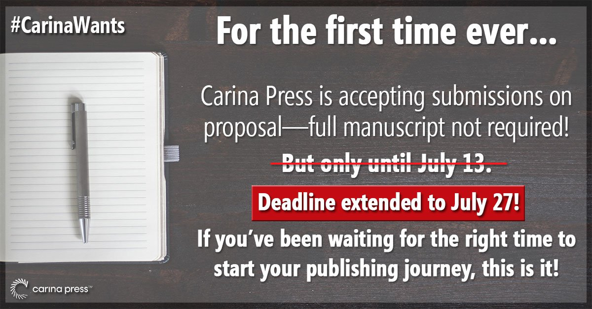 We've extended the deadline for our call for proposals! Get yours in before July 27. ✍✍✍ https://t.co/buHZea11Mc https://t.co/MI2sH8LyNJ
