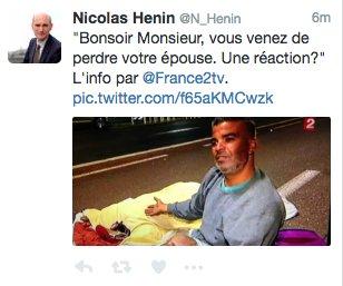 """Les médias n'ont plus d'ethique, plus de morale... """"@davidperrotin: France 2 en roue libre totale ce soir #Nice https://t.co/tTz4ZFP0Fm"""""""