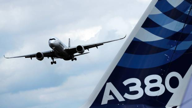 Airshow fizzles as Airbus, Boeing orders at six-year low from @GlobeBusiness