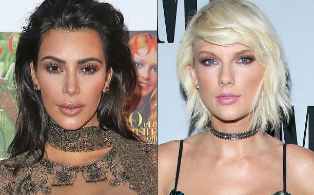 Kim Kardashian says Taylor Swift is using Kanye West's Famous