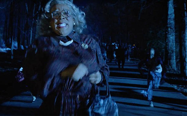 'Boo! A Madea Halloween' trailer offers scares and giggles: 😱