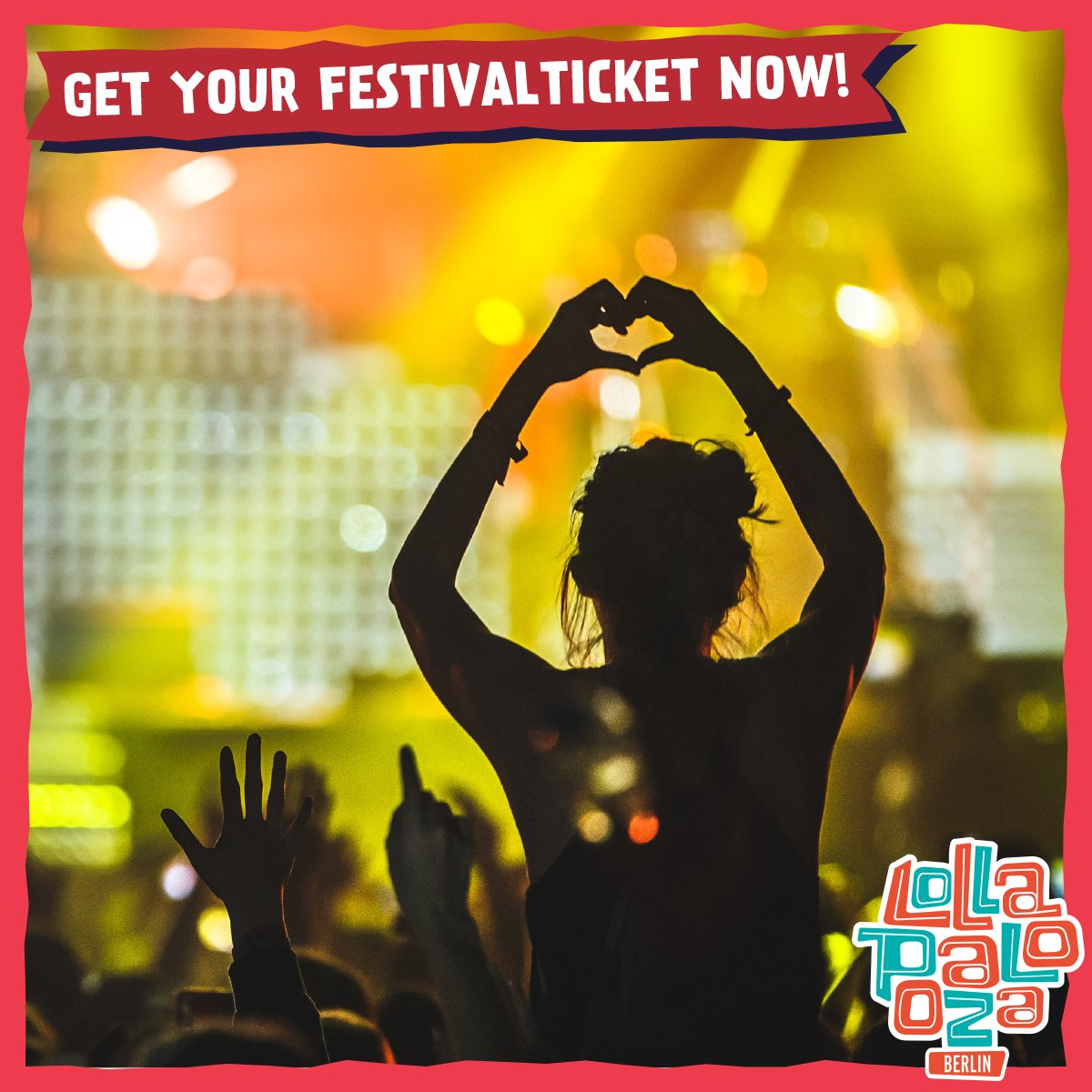 Sunday Passes sold out!  Get your Festival and Saturday Passes for #lollaberlin now  https://t.co/r8KlUQvQ3e https://t.co/yqnvb78BeN