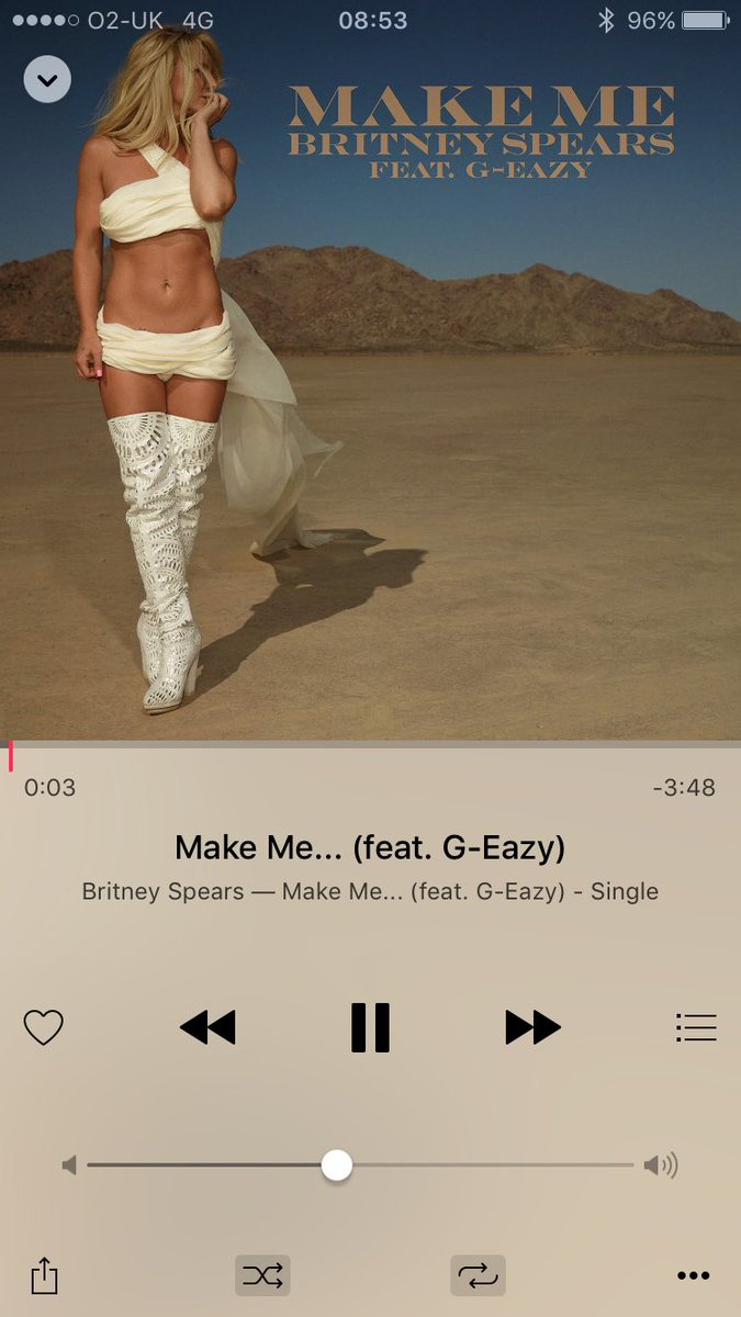UK fans lets get buying #MakeMe and get it up the charts
