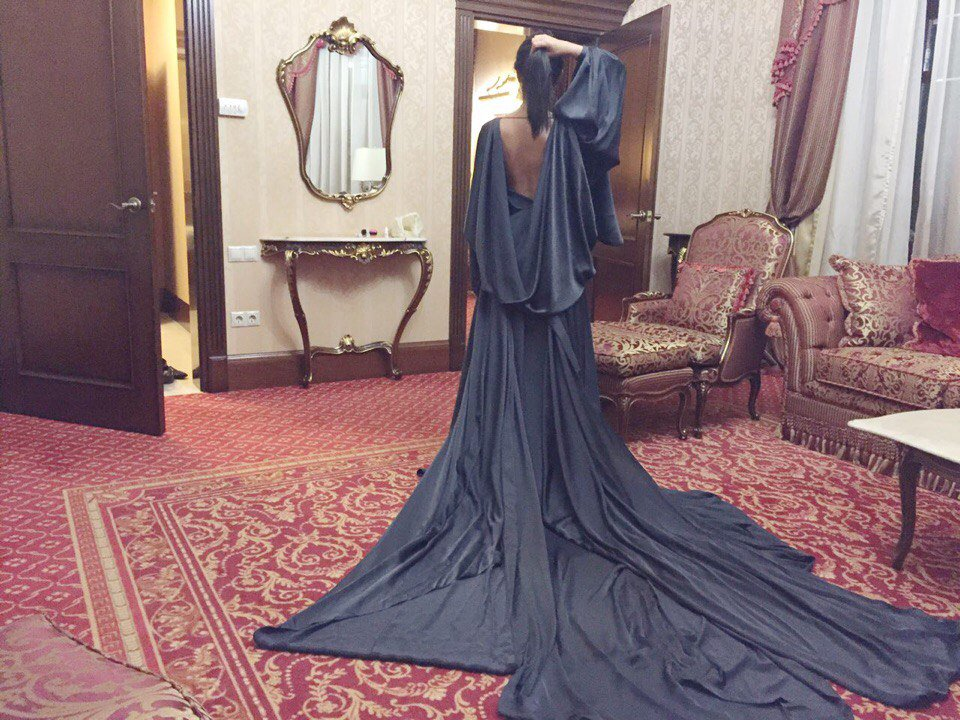 Today Opening Ceremony and Red Carpet of OIFF2016  #jamala #openingceremony #odessa #redcarpet #dress https://t.co/3CsVTWfD2r